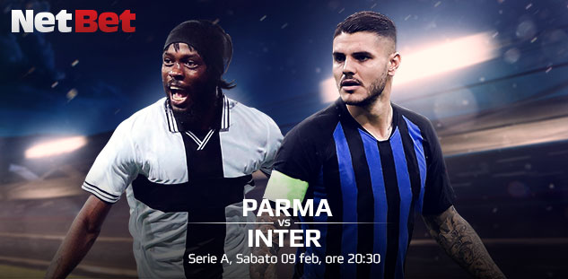 Serie A: Parma vs Inter. Quote e Pre-partita