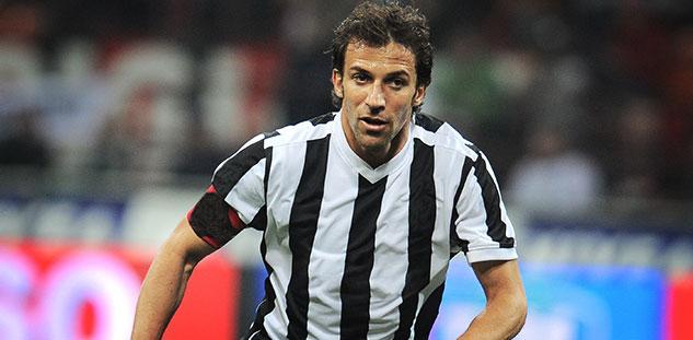 Alessandro Del Piero top 11 juventus