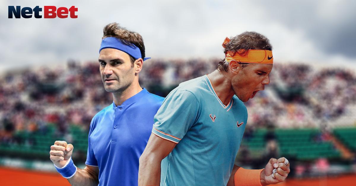 Roger Federer Rafa Nadal