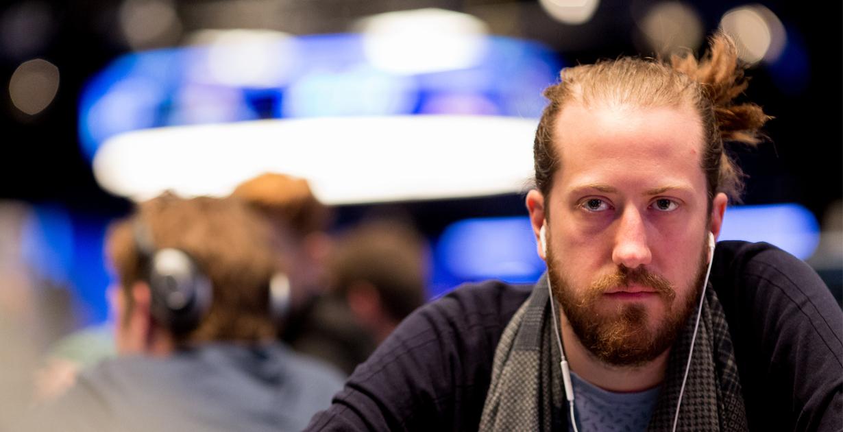 Giocatore poker O'Dwyer