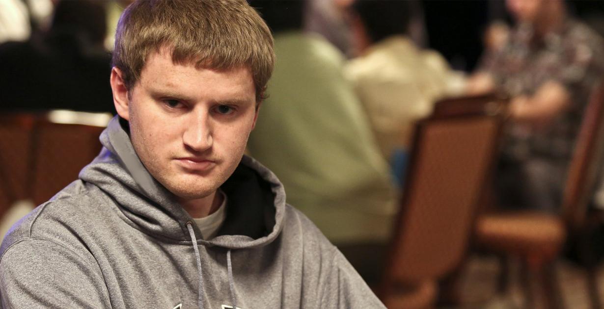 Giocatore poker Peters