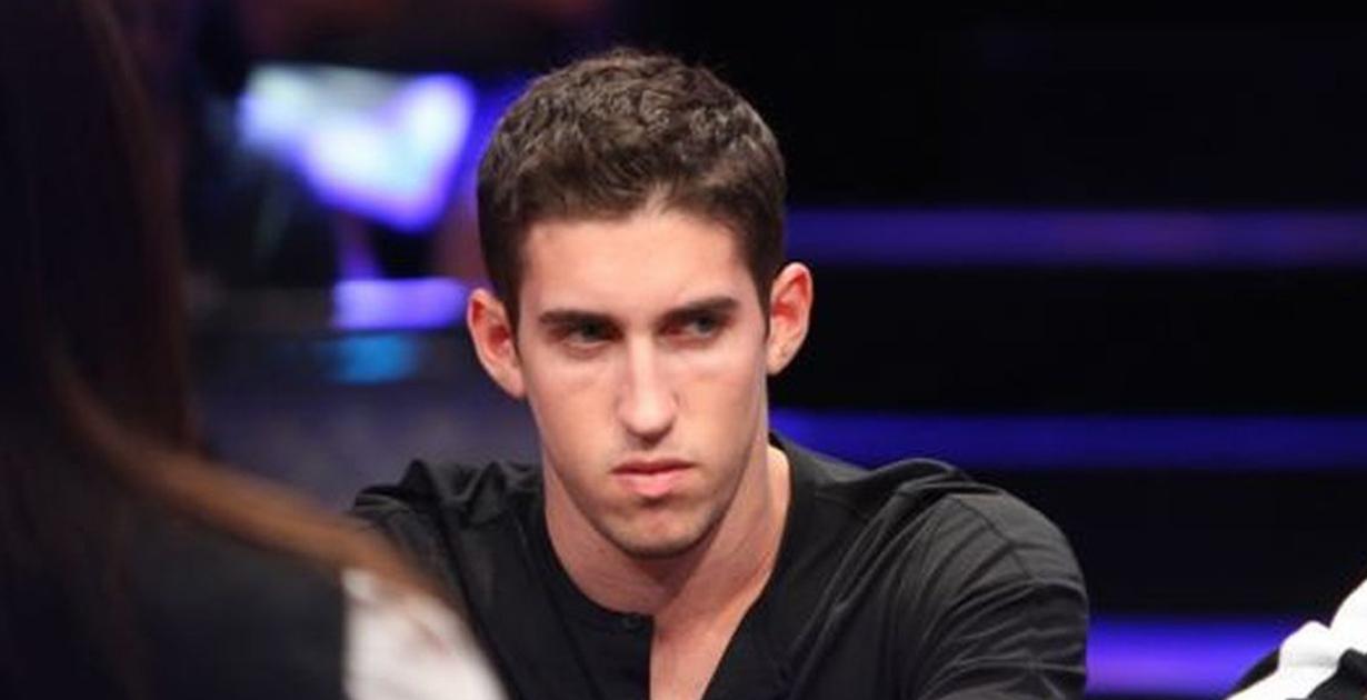 Giocatore poker Colman