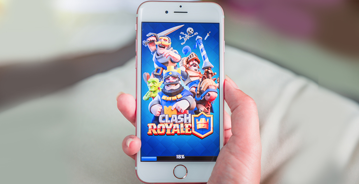 clash royale mobile