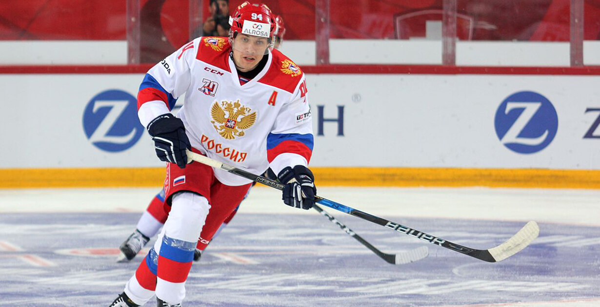 Hockey su Ghiaccio - Nazionale Russa