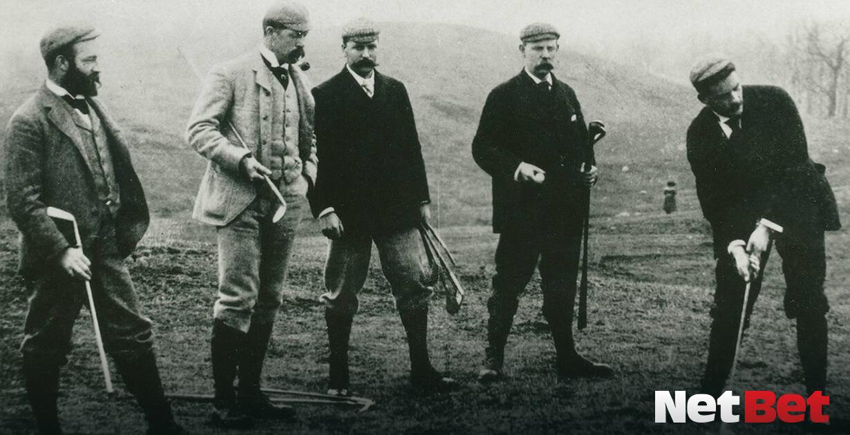 storia golf