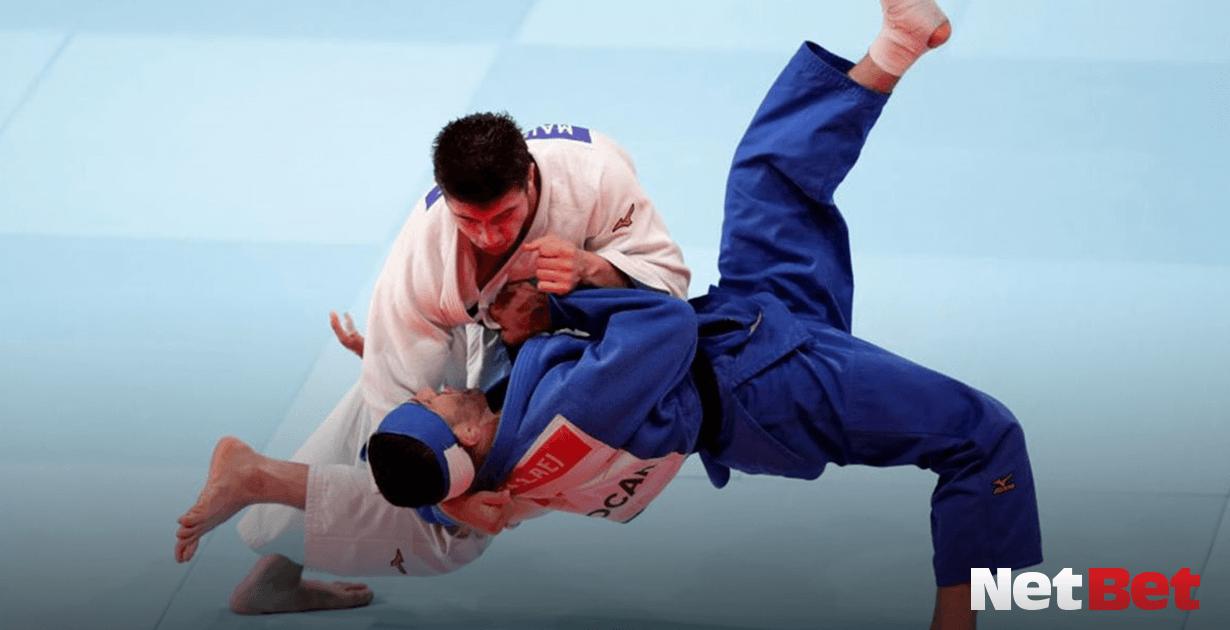 olimpiadi judo